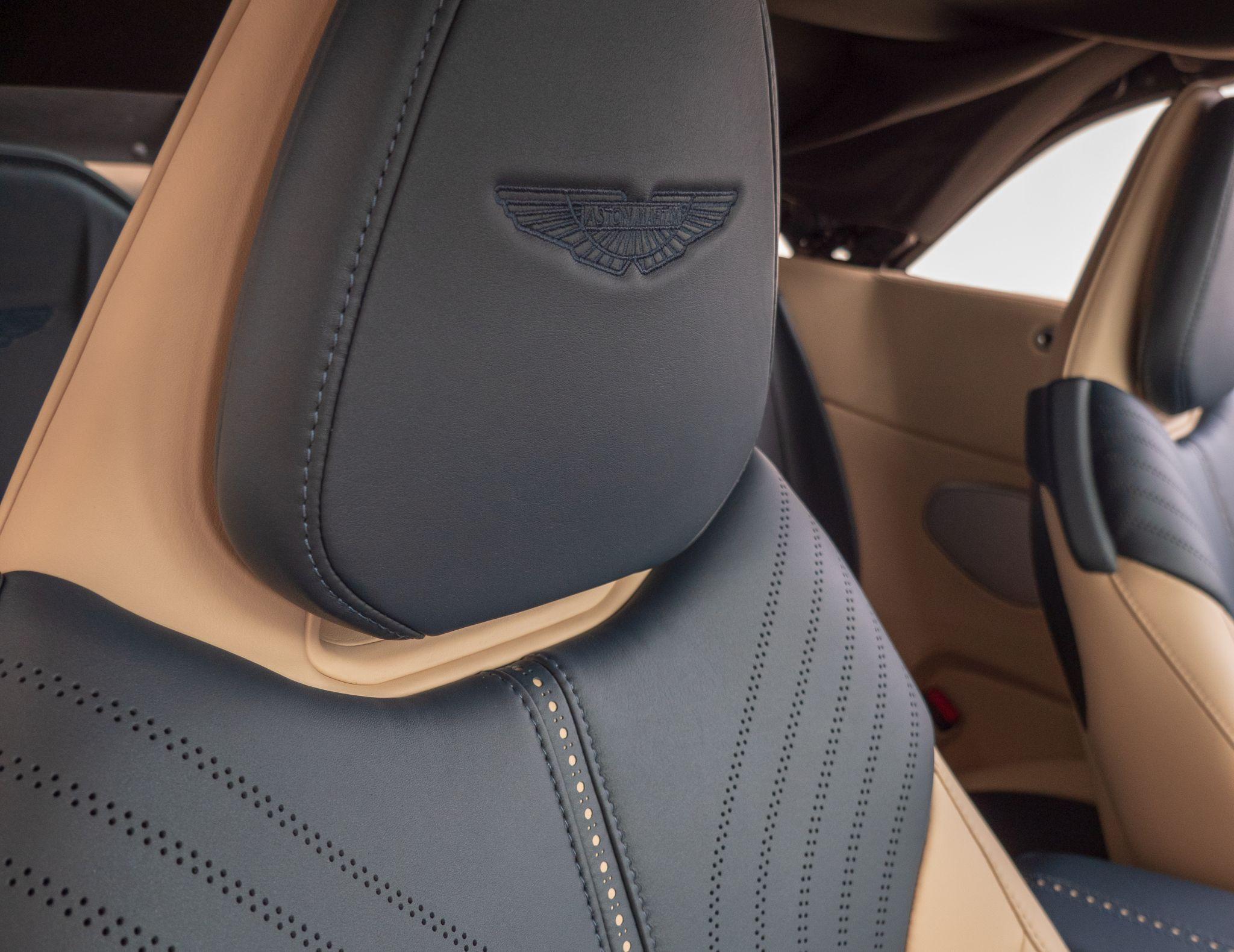 Db11 V8 Volante Pearl Blonde Aston Martin Bucharest